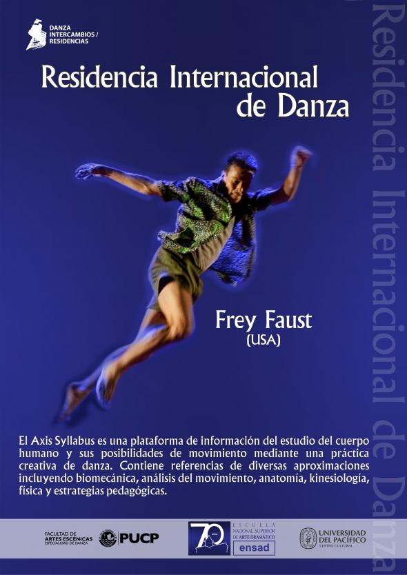 Residencia Danza Inmersión Axis Syllabus de Frey Faust (Nueva York ...