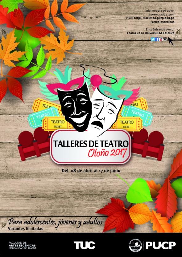 Afiche Talleres otoño TUC 2017 OFICIAL-01