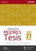 Afiche Concurso Tesis 2016